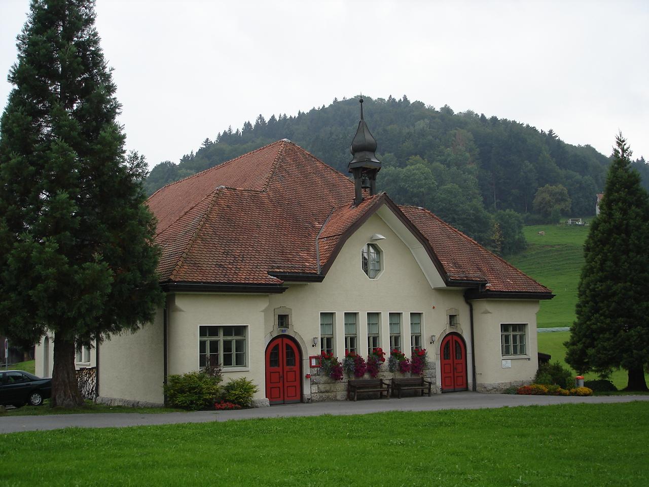 Krombachkapelle Herisau